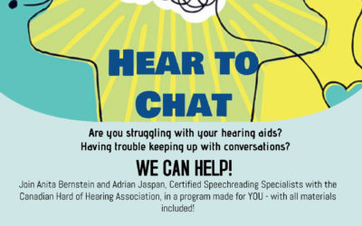 Hear to Chat Part 1